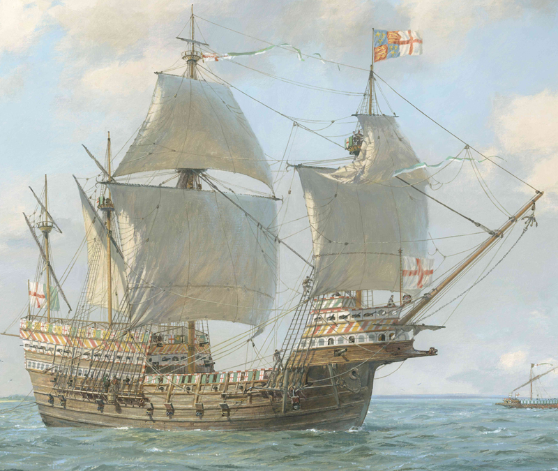 10 things you might not know about the Mary Rose